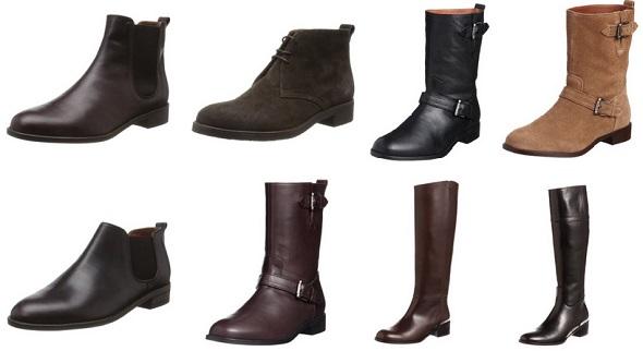 マーガレットハウエルの秋冬ブーツ一覧画像