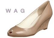 ワグWAGの靴・パンプス