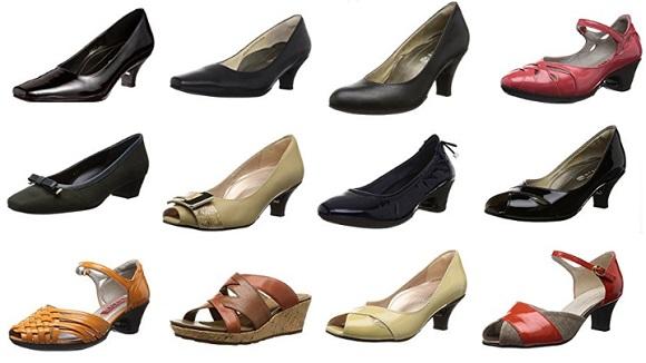 アラヴォンの靴の在庫一覧