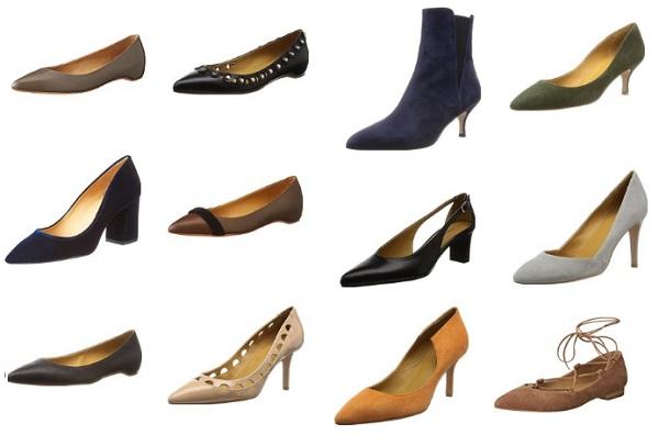 チェンバーの靴の在庫情報