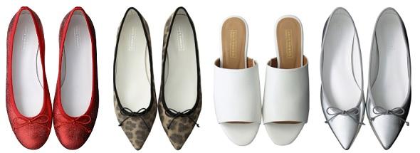 ダニエラ&ジェマの婦人靴