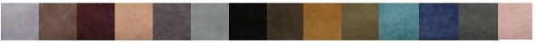 uggのモカシン 人気カラー一覧